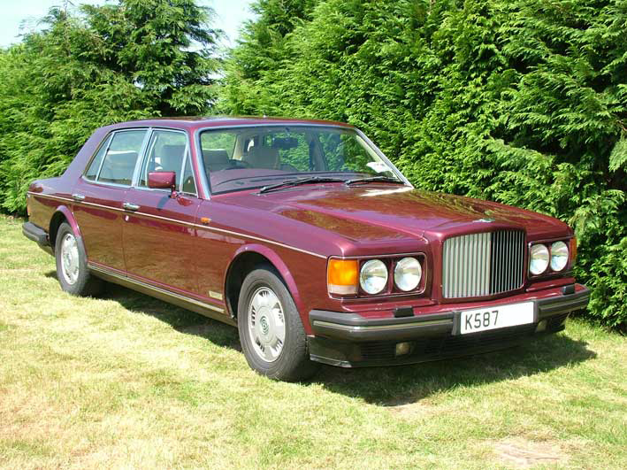 Bentley for sale Brooklands